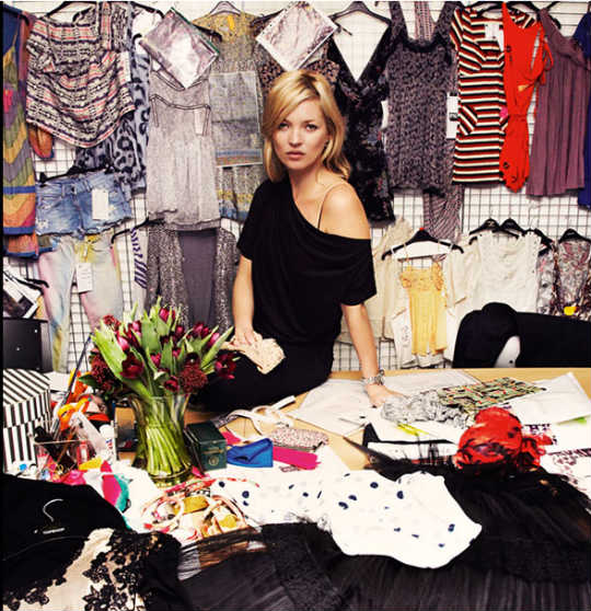 Screenshot - Kate Moss for Topshop (topshop.com)