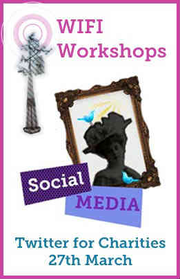 Wifi Workshops free Twitter training