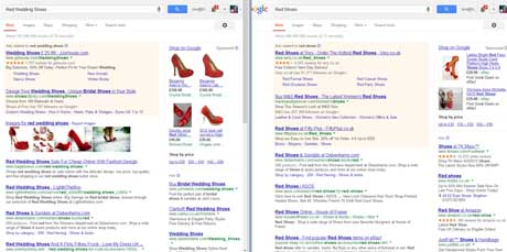 Supporting graphic of search results page