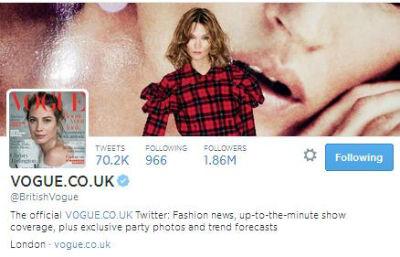 Vogue Twitter