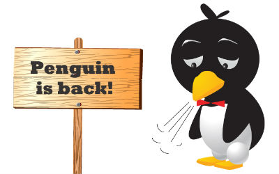 Penguin is back