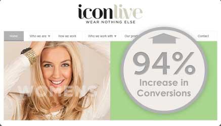 Icon Live case study
