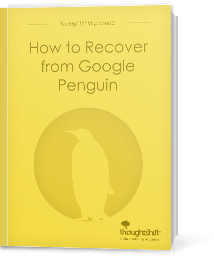 How to Recover from Google Penguin - Cover
