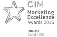 CIM Awards 2016 Finalist