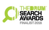 DRUM Search Awards 2016