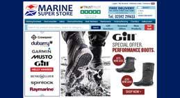 Marine Super Store Testimonial