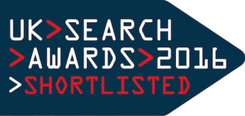UK Search Award Finalists