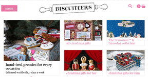 Biscuiteers screen shot