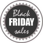 Black Friday sales Icon