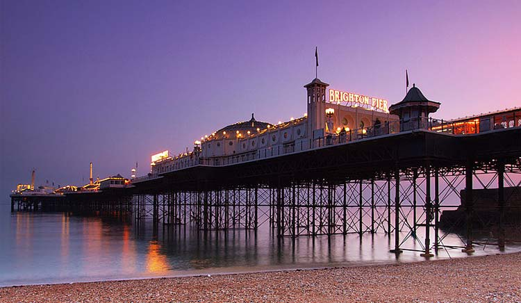 Supporting photo - Brighton Pier