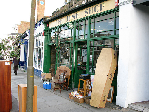 A Junk Shop