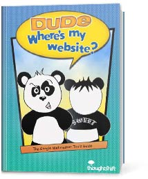 Dude Wheres My Website - The ThoughShift Guide to Webmaster Tools