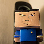 picture of mr spock