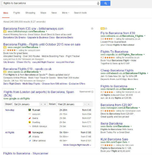 5 Ways To Improve Your Paid Search Ad CTR By James Marshall