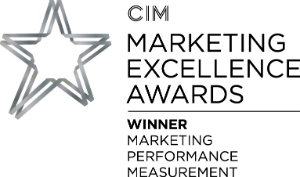CIM Marketing Excellence Awards Winner Logo