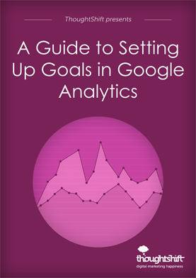 A guide to setting up Goals - cover