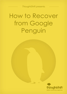 How to recover from penguin - cover