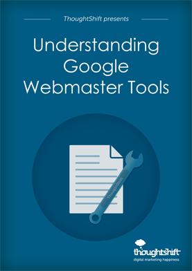 Understanding webmaster tools - cover