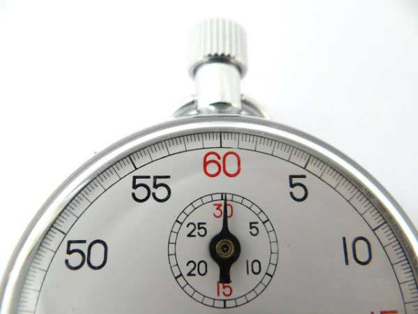 Picture of stopwatch
