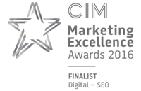 CIM Awards 2016 Finalist