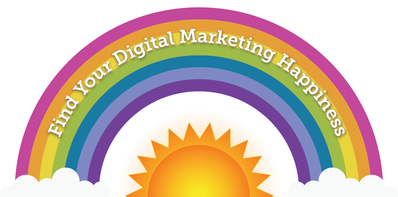 Find Your Digital Marketing Happiness