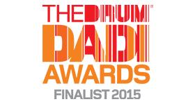 DADI awards finalist 2015 logo
