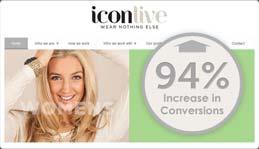 Icon Live Screen Shot