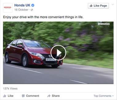 Honda Awareness