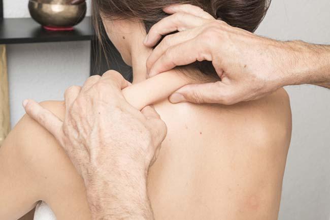 Sholder massage