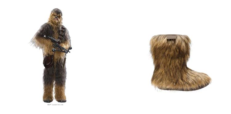 Chewie Boots