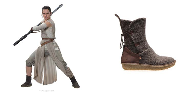Rey Boots