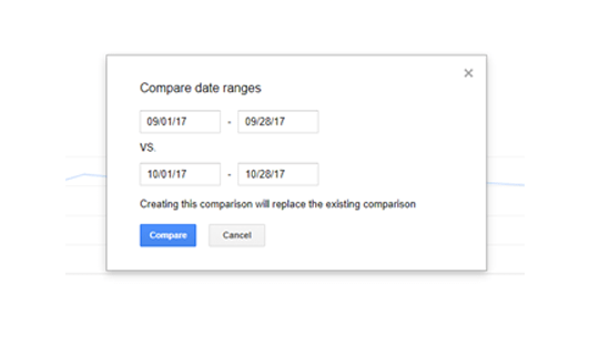 Supporting graphic - screenshot of Google console