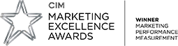 CIM Marketing Excellence Winner