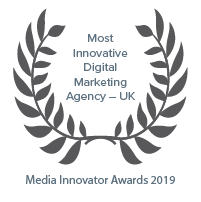 Most Innovative Digital Marketing Agency – UK