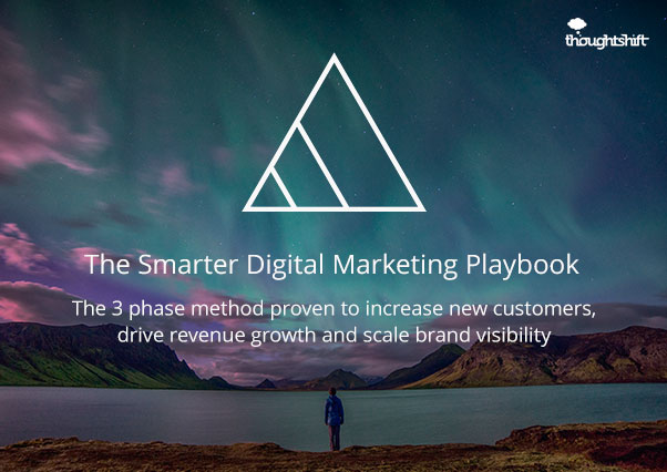 The smarter digital marketing playbook cover