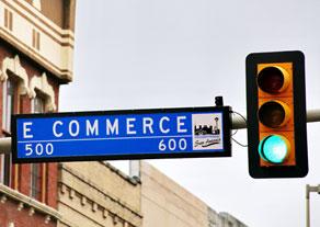 Ecommerce sign