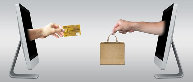Supporting graphic - exchanging goods