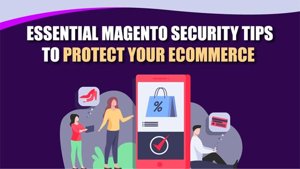 Magento security - supporting graphic